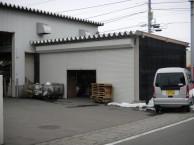 鉄骨ガレージ 福井市