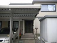折板カーポート TOEX 福井市