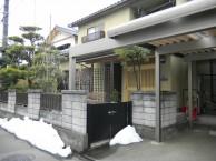 折板カーポート 三協立山アルミ 福井市