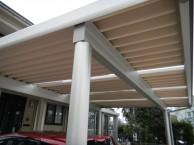 4本柱 折板カーポート ykkap 福井市
