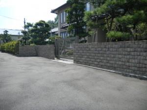 レンガブロック NIKKO 永平寺町