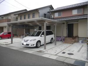 カーポートTOEX 福井市