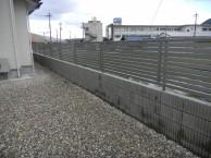 シャレオR3型TOEXフェンス