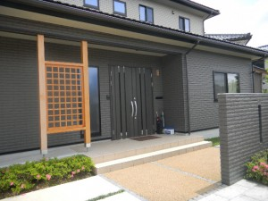 ガラス工事 暖たす 三協立山アルミ 福井市