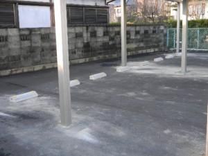 4台用折板カーポート ウィンスリーポート 福井市