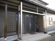 三協立山アルミ暖タス 福井市