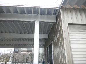 積雪150cm対応 ウィンスリーポート 2台用 坂井市
