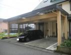 鉄骨カーポート 福井市