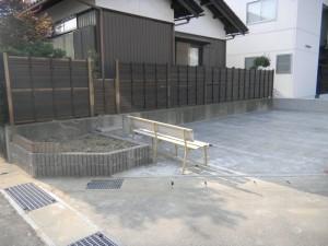 竹垣 みす垣 坂井市