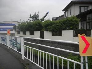 Bフェンス リフォーム 福井市