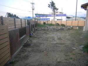 Bフェンス 福井市