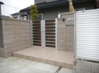 門扉、フェンス、カーポート 福井市