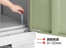 ドア型収納庫 アイビーストッカー イナバ物置