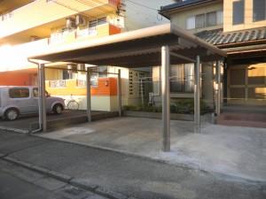 コンクリート舗装工 坂井市