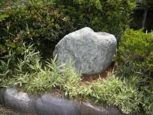 庭石施工例