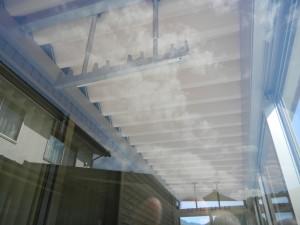 折板サンルーム