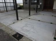 玄関前ガーデンリフォーム